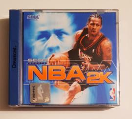 Dreamcast NBA 2K (CIB)