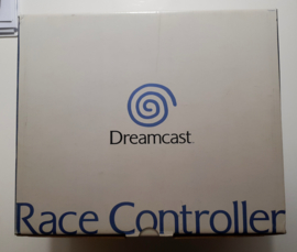 Dreamcast Race Controller (Boxed)