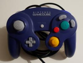 Gamecube Controller Indigo / Transparent