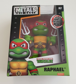 Metals Die Cast - Raphael M37 10cm (Teenage Mutant Ninja Turtles) new