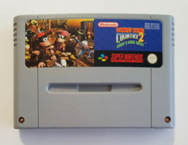 SNES Donkey Kong Country 2 - Diddy Kong's Quest (Cart Only) FAH
