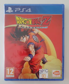 PS4 Dragon Ball Z: Kakarot (factory sealed)