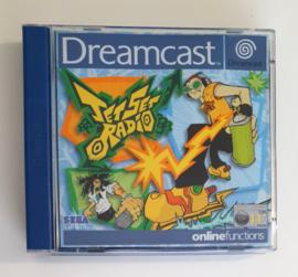 Dreamcast Jet Set Radio (CIB)