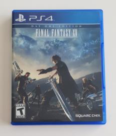 PS4 Final Fantasy XV Day One Edition (CIB) US Version