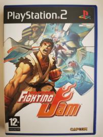 PS2 Capcom Fighting Jam (CIB)