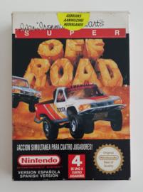 NES Super Off Road (CIB) ESP