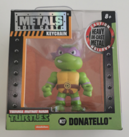 Metals Die Cast Key Chain - Donatello M27 6 cm (Teenage Mutant Ninja Turtles) new