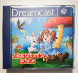 Dreamcast Alice's Mom's Rescue (Factory Sealed)