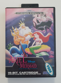 Megadrive Disney's Ariel The Little Mermaid (CIB)