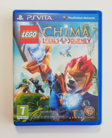 PS Vita LEGO Chima Laval's Journey (CIB)