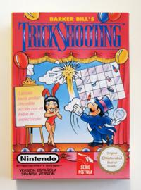 NES Barker Bill's Trick Shooting (NOS) ESP