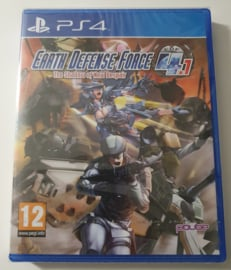 PS4 Earth Defense Force 4.1 - The Shadow of new Despair (factory sealed)