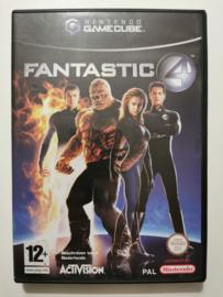 Gamecube Fantastic 4 (CIB) HOL