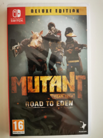 Switch Mutant Year Zero The Road to Eden - Deluxe Edition (factory sealed) EUR