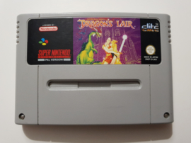 SNES Dragon's Lair (cart only) UKV