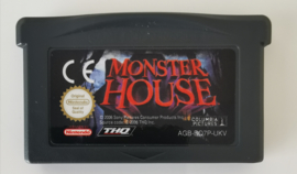 GBA Monster House (cart only) UKV