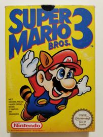 NES Super Mario Bros 3 (CIB) FAH