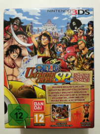 3DS One Piece Unlimited Cruise - Special Figurine Edition (factory sealed)