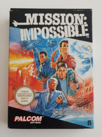 NES Mission: Impossible (CIB) HOL