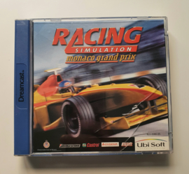 Dreamcast Monaco Grand Prix Racing Simulation (CIB)