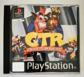 PS1 Crash Team Racing (CIB)