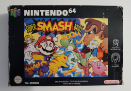 N64 Super Smash Bros (CIB) NEU6-1