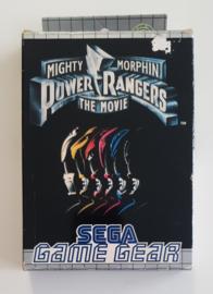 Game Gear Mighty Morphin Power Rangers The Movie (CIB)
