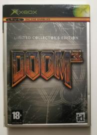 Xbox Doom 3 Limited Collector's Edition (CIB)