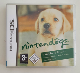 DS Nintendogs - Labrador & Friends (CIB) FHUG