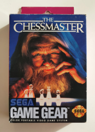 Game Gear The Chessmaster (CIB) US Version