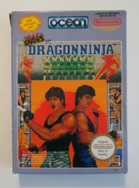 NES Bad Dudes VS. Dragonninja (CIB) FRA