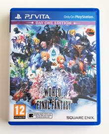 PS Vita World of Final Fantasy (CIB)