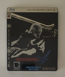 PS3 Devil May Cry 4 Collector's Edition (CIB)