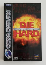 Saturn Die Hard Trilogy (CIB)