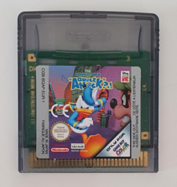 GBC Donald Duck Quack Attack?! (cart only) EUR-1