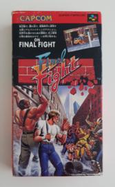 SFC Final Fight  (CIB) NTSC/J