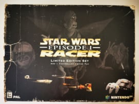 N64 Limited Edition Star Wars Episode 1 - Racer Console Pak (Includes N64 Expansion Pak)