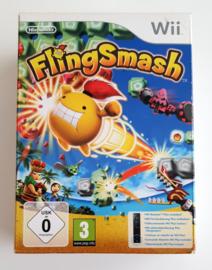 Wii FlingSmash Wii Remote Plus Bundle (CIB) EUR