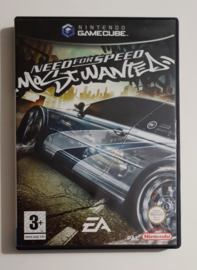 Gamecube Need for Speed Most Wanted (CIB) HOL