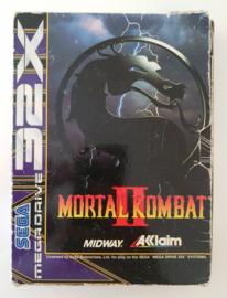 32X Mortal Kombat II (Box + Cart)