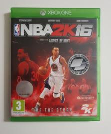 Xbox One NBA 2K16 (CIB)
