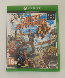 Xbox One Sunset Overdrive 'Day One Edition' (CIB)