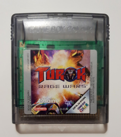 GBC Turok Rage Wars (cart only) EUR