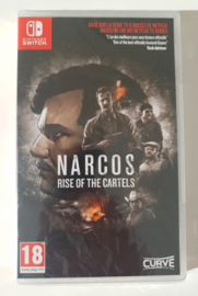 Switch Narcos: Rise of the Cartels (factory sealed) FAH