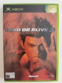Xbox Dead or Alive 3 (CIB)