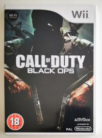 Wii Call Of Duty - Black OPS (CIB) UKV