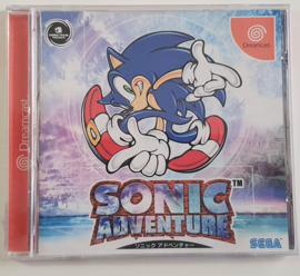 Dreamcast Sonic Adventure (CIB) Japanese Version