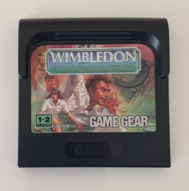 Game Gear Wimbledon (cart only)