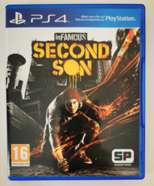 PS4 Infamous Second Son (CIB)