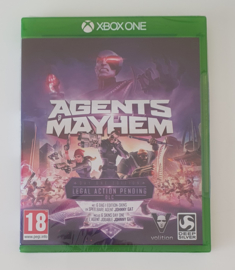 Xbox One Agents of Mayhem - Day One Edition (factory sealed)